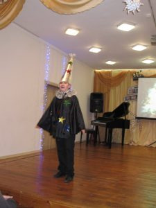 Волшебник- Потехин Тимур