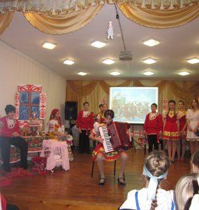 Р.н.п. Коробейники исп Гусейнова Севда-аккордеон