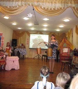 Саидова Е.В.- преподаватель хоровых дисциплин