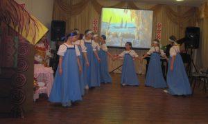 Хоровод с колокольчиками 2 кл. хореография
